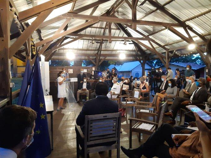 Coronavirus : Annick Girardin promet des renforts pour la Guyane