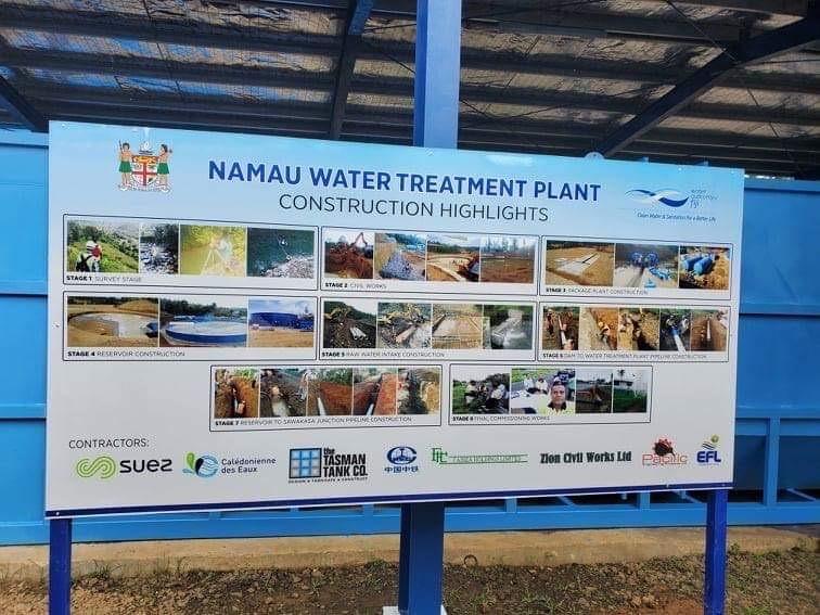 Inauguration Namau Fiji branch 4