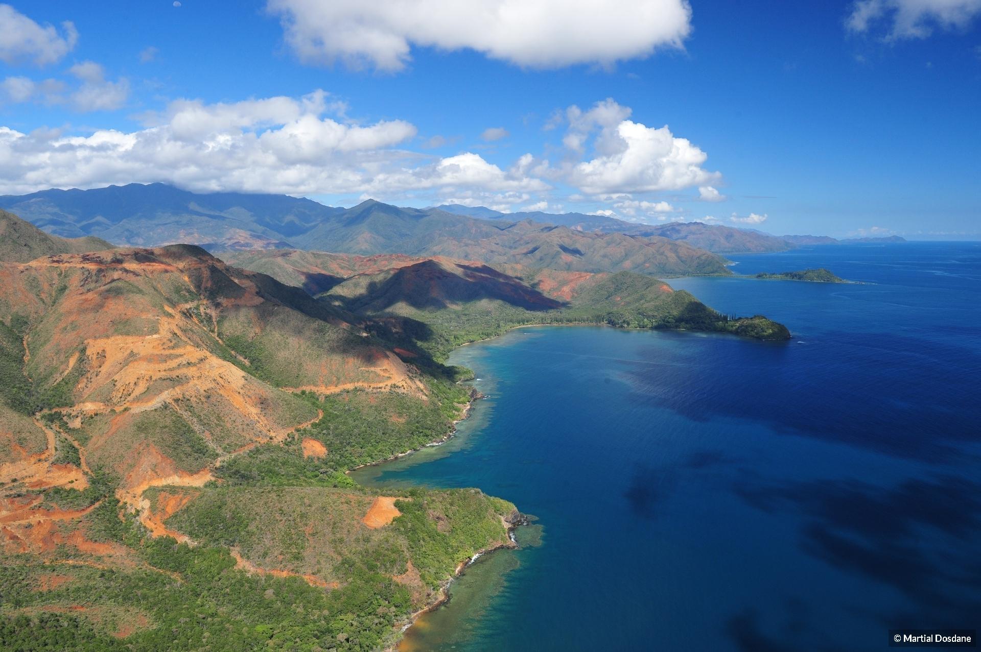 Nouvelle-Calédonie : Bras de fer entre la Province sud et la SLN autour du parc de la côte oubliée