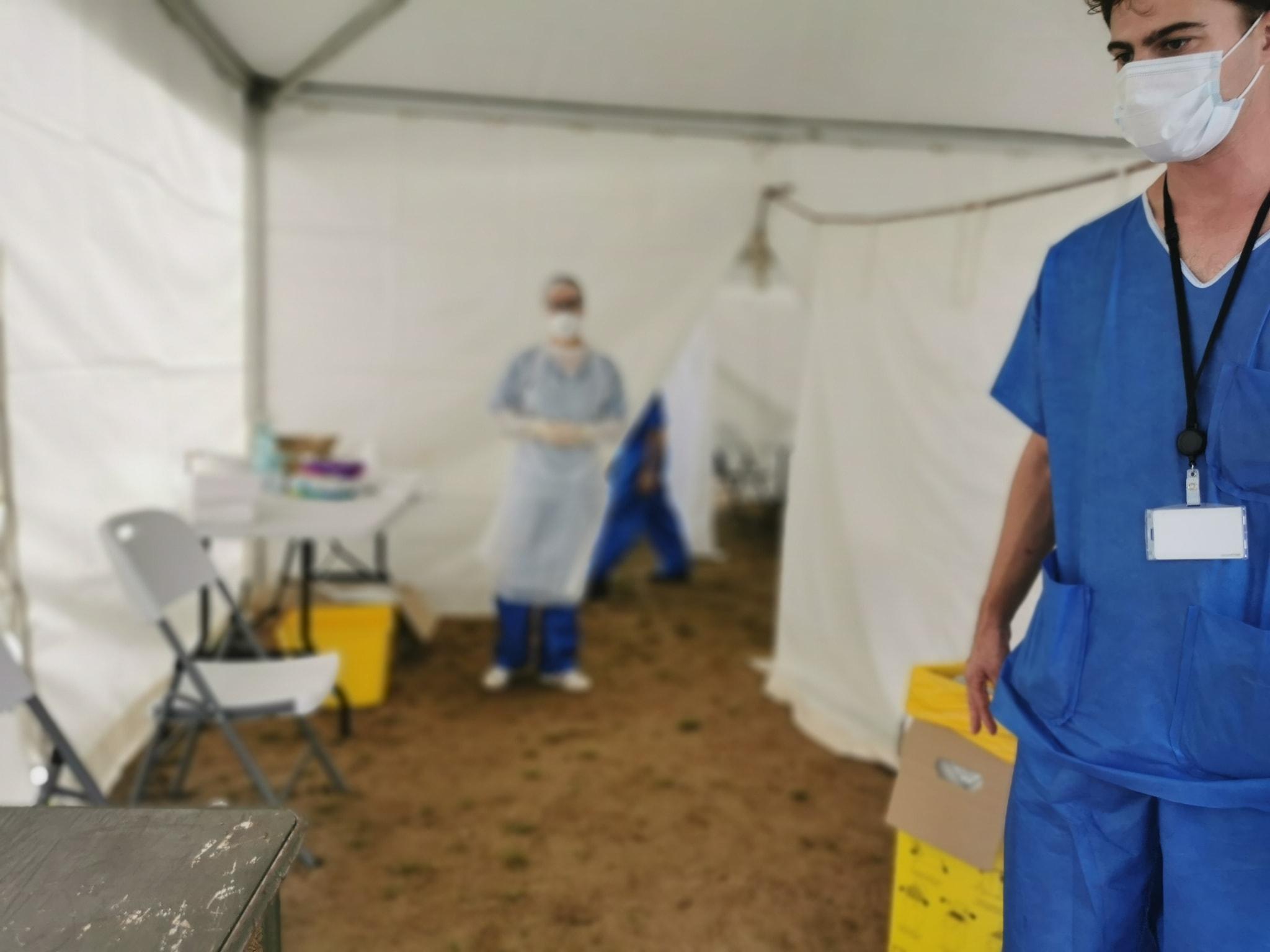 Covid-19- Guyane : La ville du Saint-Laurent du Maroni a lancé une grande opération de dépistage