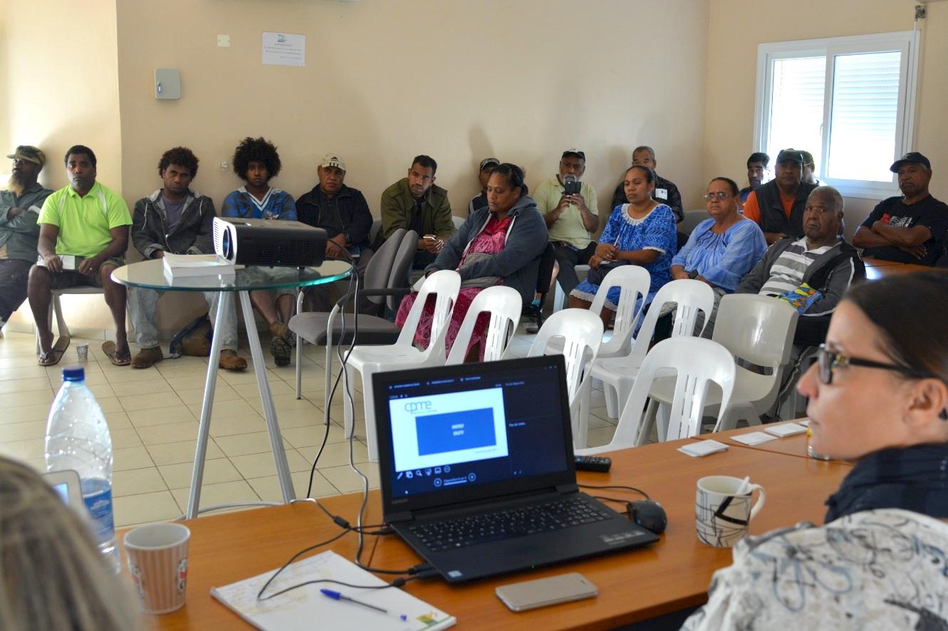 Nouvelle-Calédonie : Rencontre entre la CPME-NC et les entrepreneurs de Lifou pour le développement de leurs activités