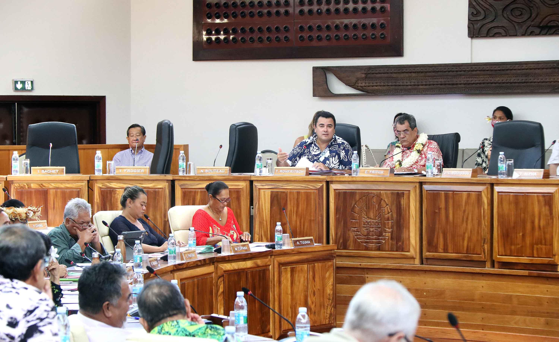 Polynésie française : un projet de loi fiscale d'aide aux particuliers et entreprises votés à l'unanimité