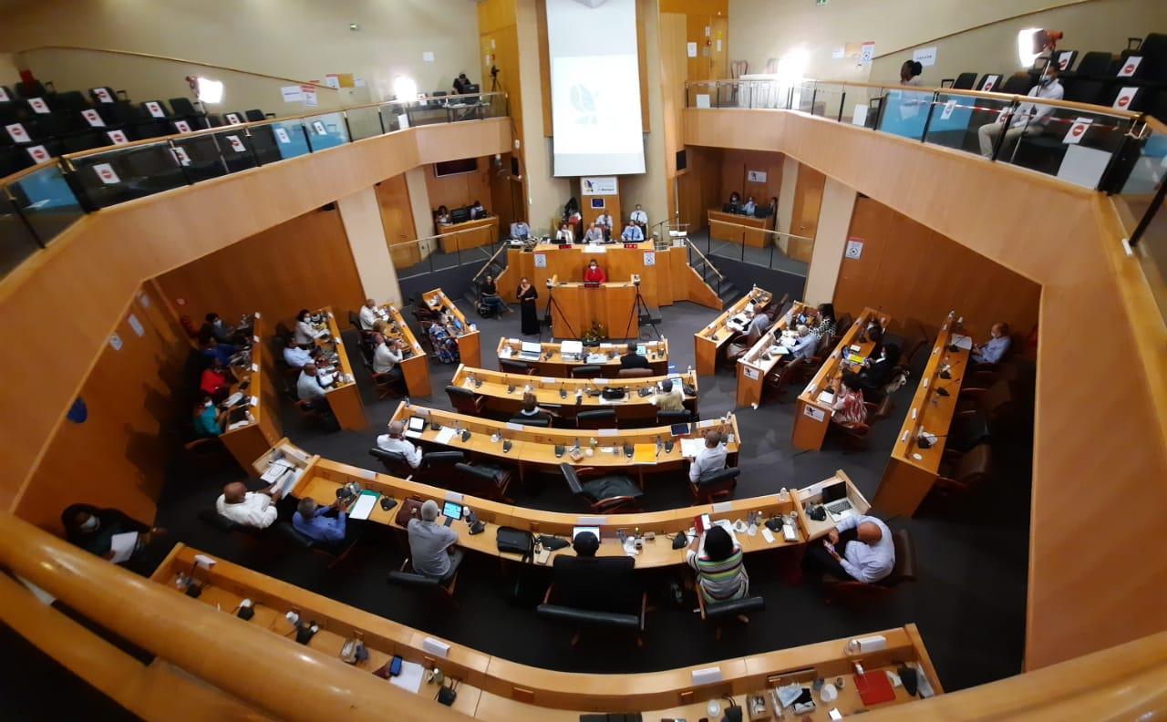 Martinique : La CTM adopte un budget supplémentaire de 265 millions d'euros