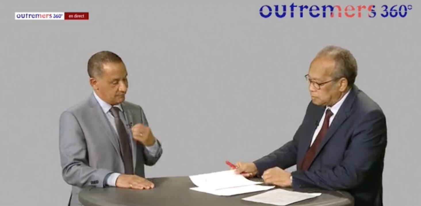 Guyane- Rodolphe Alexandre: « Il faut définir maintenant le statut sui generis»