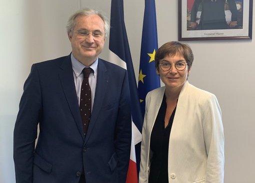 Ministère de la Mer : Pour le Cluster maritime français, «les attentes sont extrêmement fortes»