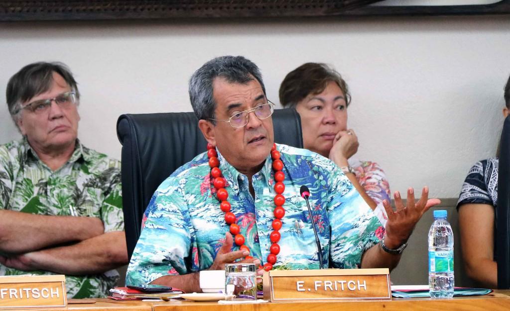 Le Président de la Polynésie française habilité à signer l'emprunt exceptionnel garanti par l'Etat auprès de l'AFD