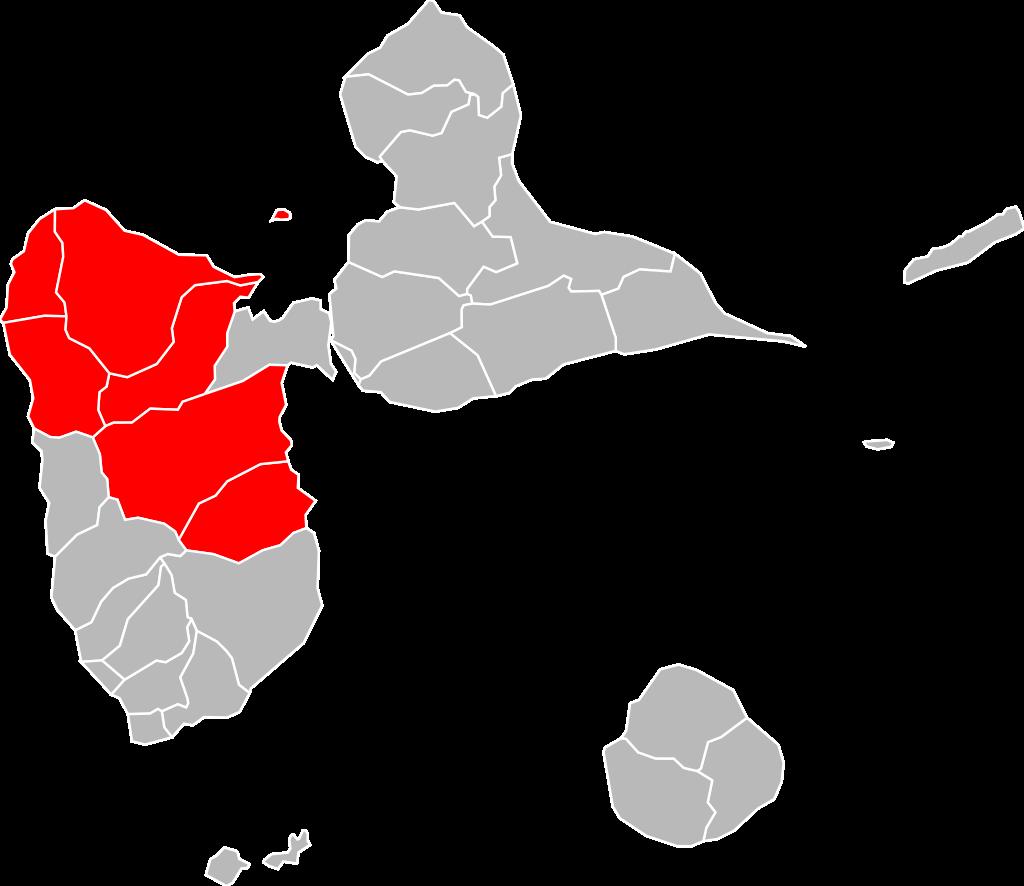 Localisation_CA_du_Nord_Basse-Terre_en_Guadeloupe