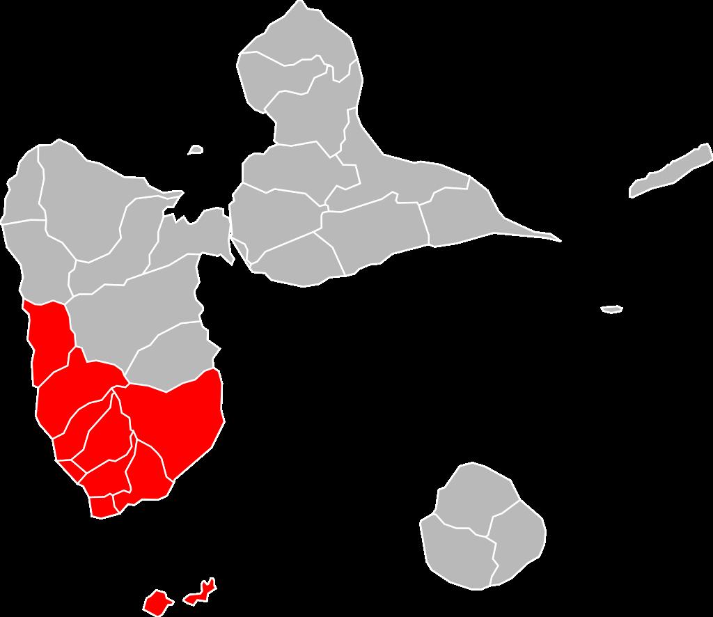 Localisation_CA_du_Sud_Basse-Terre_en_Guadeloupe