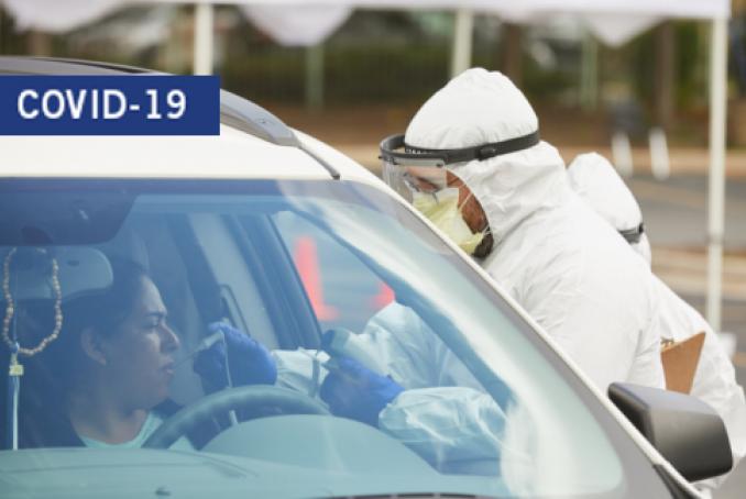 La Réunion : Campagne de dépistage massif du Covid-19 prévue dès la semaine prochaine