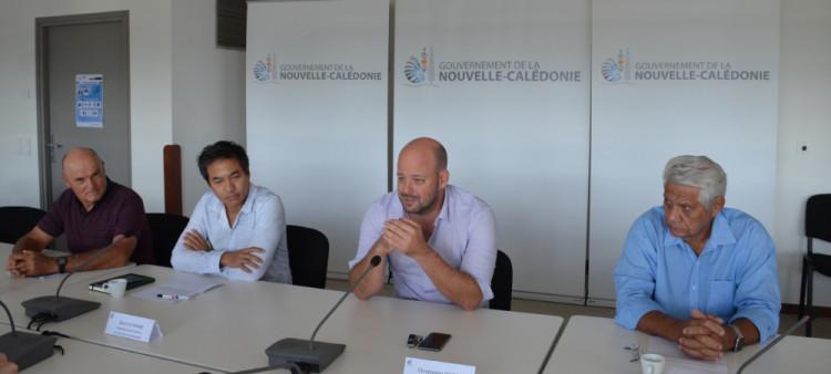 Le gouvernement de Nouvelle-Calédonie lance un nouveau Grand Débat avec les professionnels pour soutenir l'économie locale
