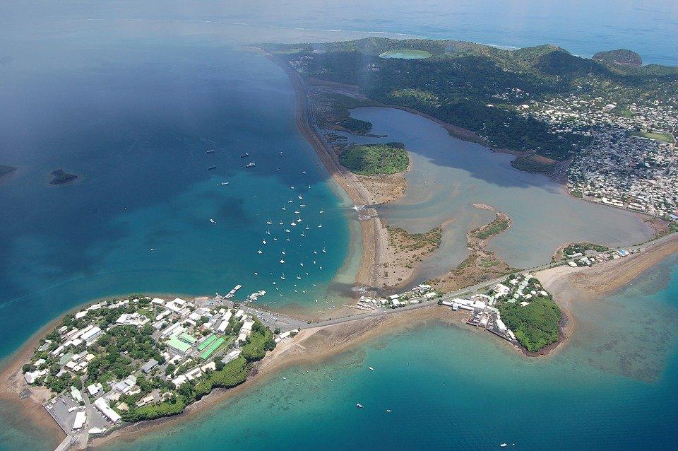 Mayotte : Un système d'alerte au tsunami pour 2021