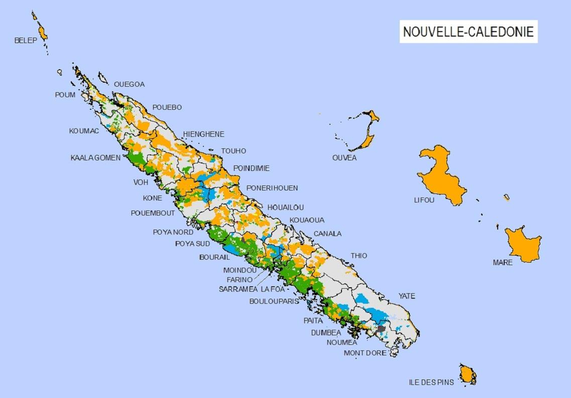 Nouvelle-Calédonie : Les terres coutumières au coeur d'un séminaire