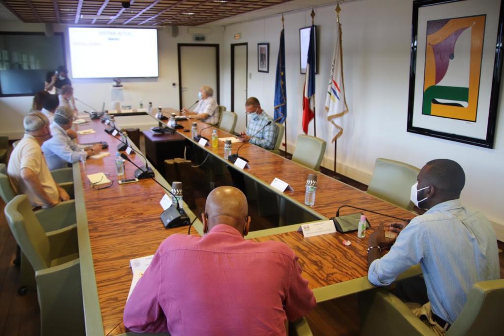 Guyane : Le comité scientifique territorial prépare ses préconisations au Premier ministre