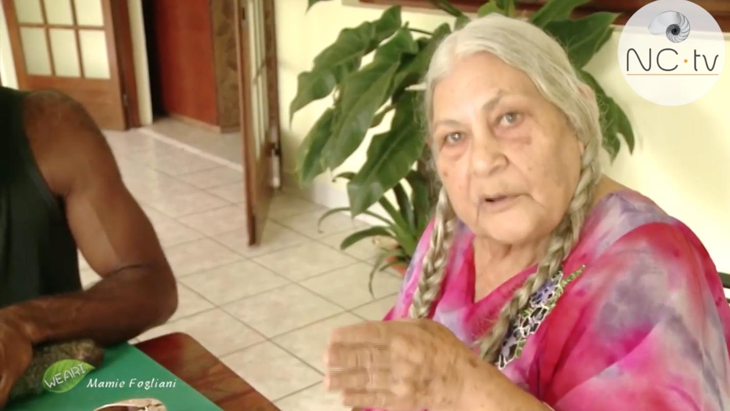 Mamie Fogliani, figure emblématique de la Nouvelle-Calédonie, s'est éteinte