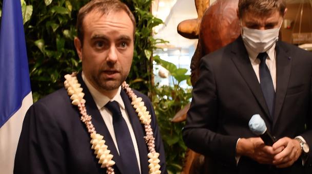 Référendum en Nouvelle-Calédonie : Sébastien Lecornu «L'Etat impartial, s'assurera de la sincérité, de la loyauté de ce scrutin »