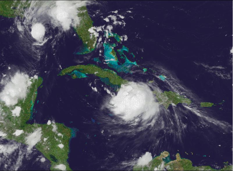 La tempête tropicale Laura frappe Cuba après au moins 12 morts en Haïti