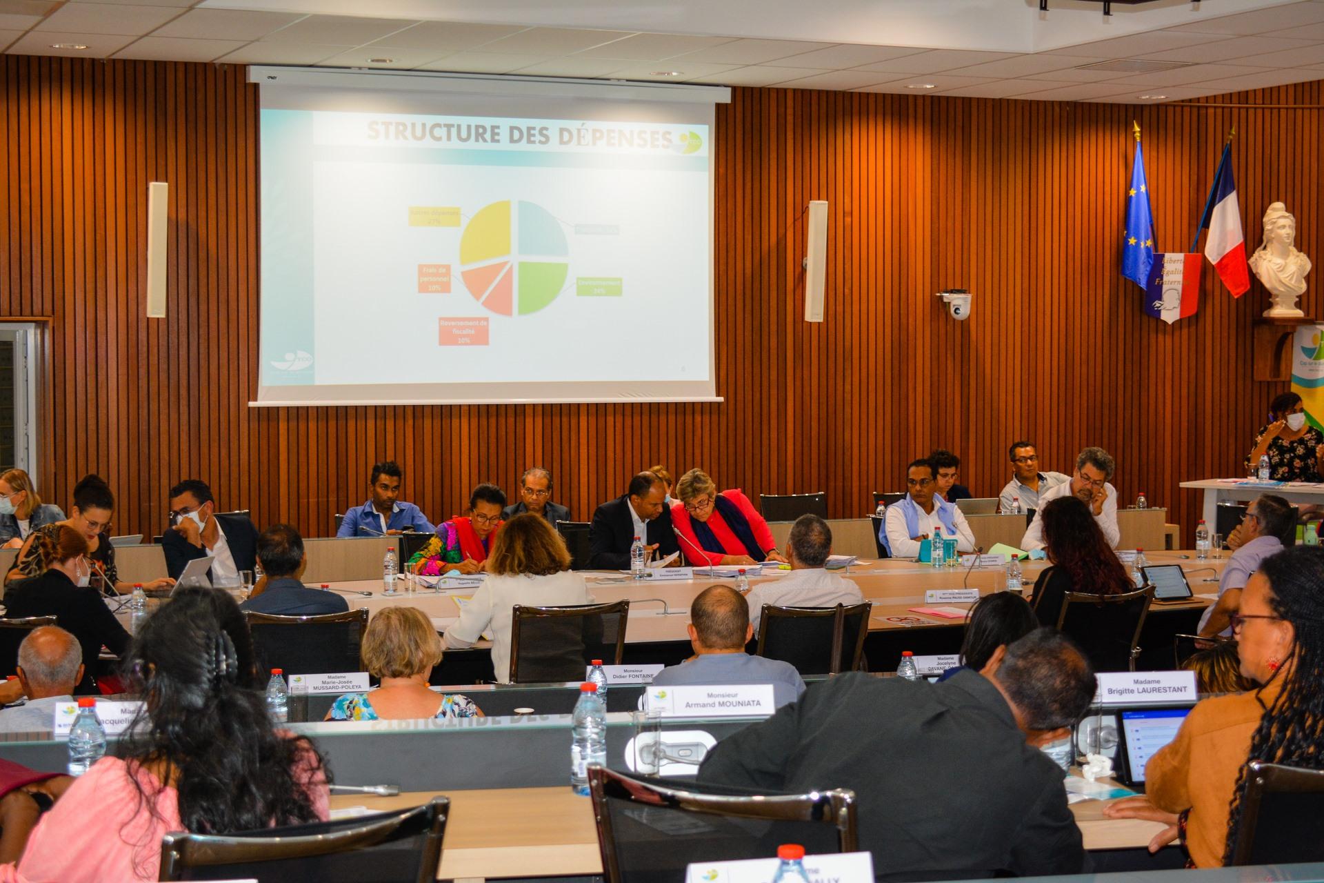 La Réunion : le Conseil communautaire du TCO valide un soutien exceptionnel aux entreprises impactées par la crise sanitaire