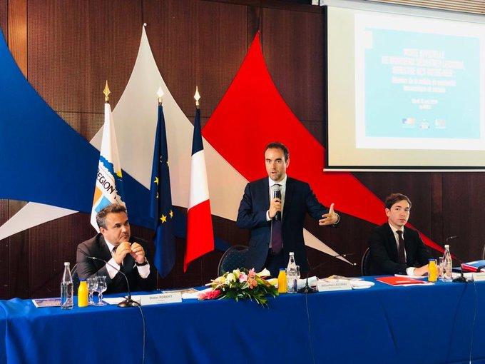 La Réunion : Sébastien Lecornu évoque le plan de relance économique