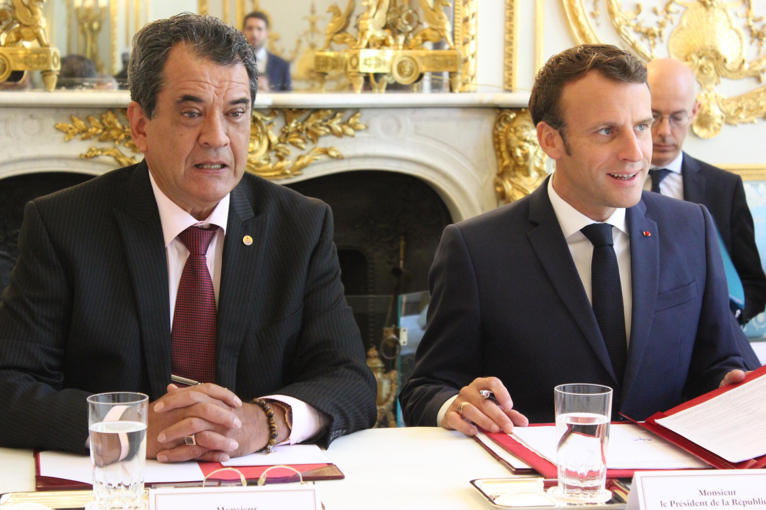 Polynésie : Emmanuel Macron, 1er président de la République aux îles Marquises ?