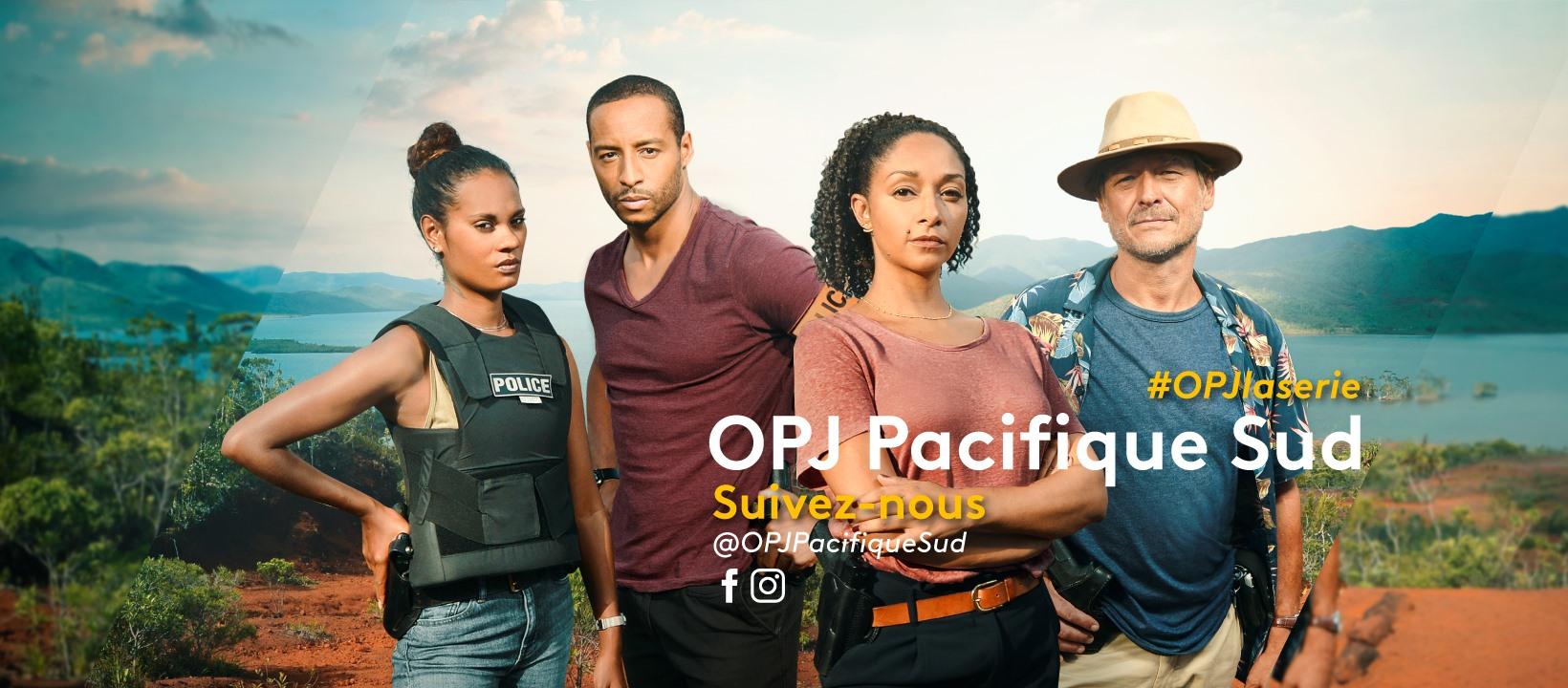 Nouvelle-Calédonie : La suite de la série télévisée OPJ finalement tournée à La Réunion en raison du covid-19