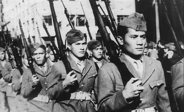 ©Musée de l'Ordre de la Libération : Bataillon du Pacifique