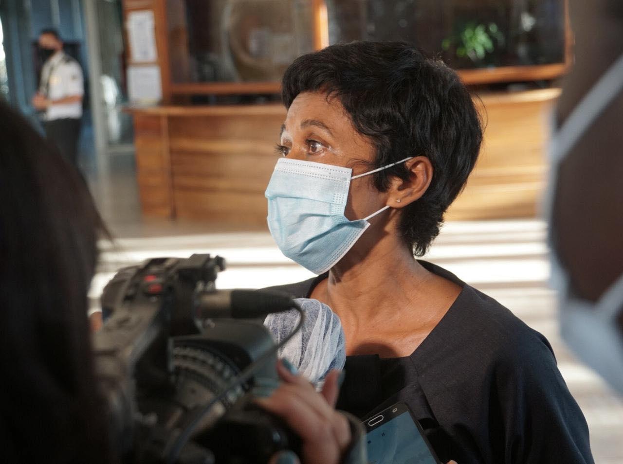 Covid-19 : Ericka Bareigts demande le rétablissement des tests pour les voyageurs entre Mayotte et La Réunion
