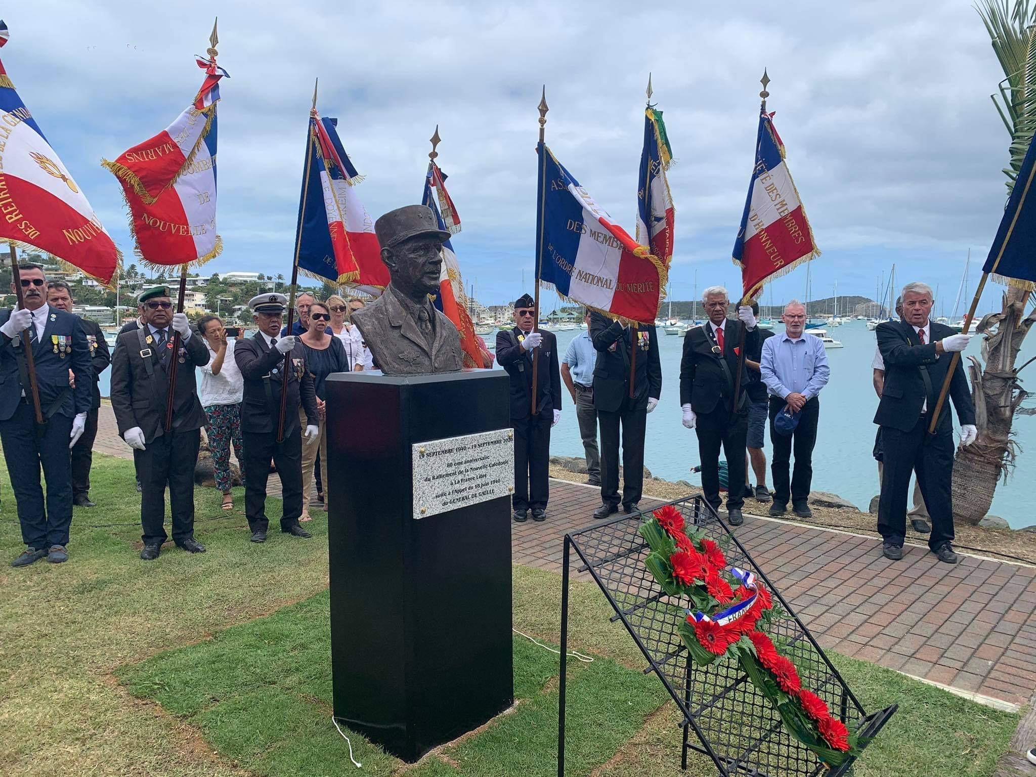 19 septembre 1940 : Il y a 80 ans, la Nouvelle-Calédonie rejoint la France libre