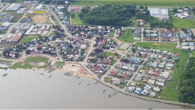 Guyane : Une convention signée entre l'EPFA et EDF pour le développement des énergies renouvelables sur le territoire
