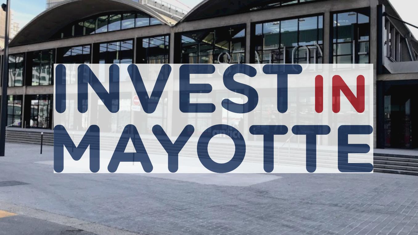 Une 3ème édition d'Invest in Mayotte autour du défi des technologies du futur