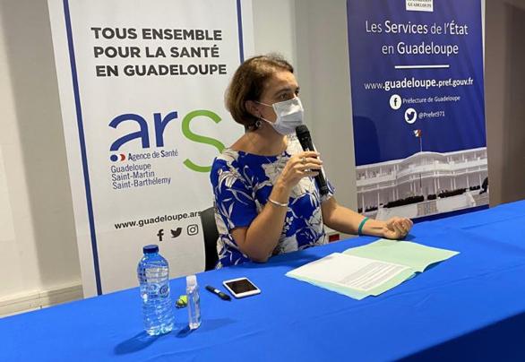 Covid-19. La Guadeloupe déclenche le plan Orsan face à l'afflux de patients
