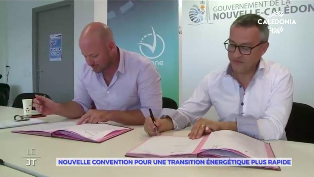 Nouvelle-Calédonie : Une convention avec la Banque des Territoires pour accélérer la transition énergétique