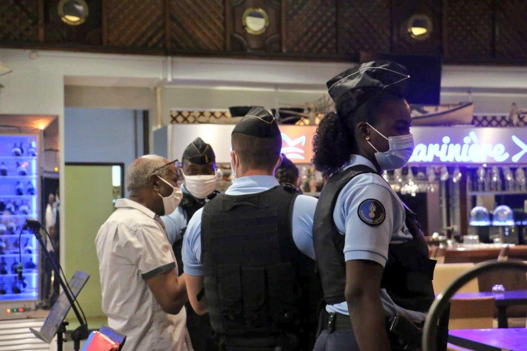 Covid-19 : Fin de l'état d'urgence sanitaire en Guyane et à Mayotte