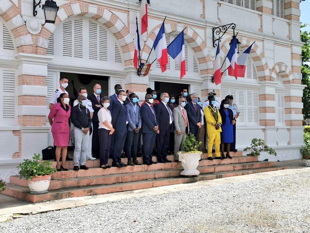 Guyane : France et Suriname signent un accord de coopération, axé sur la frontière, la sécurité et la lutte contre l'orpaillage