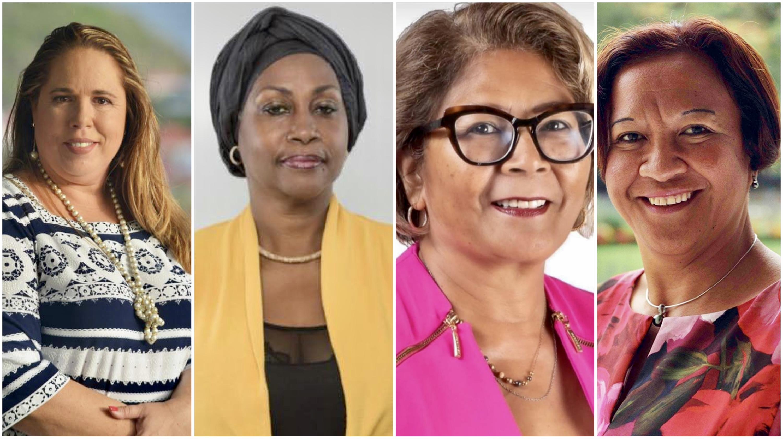 Sénatoriales 2020 : Quatre femmes élues en Outre-mer