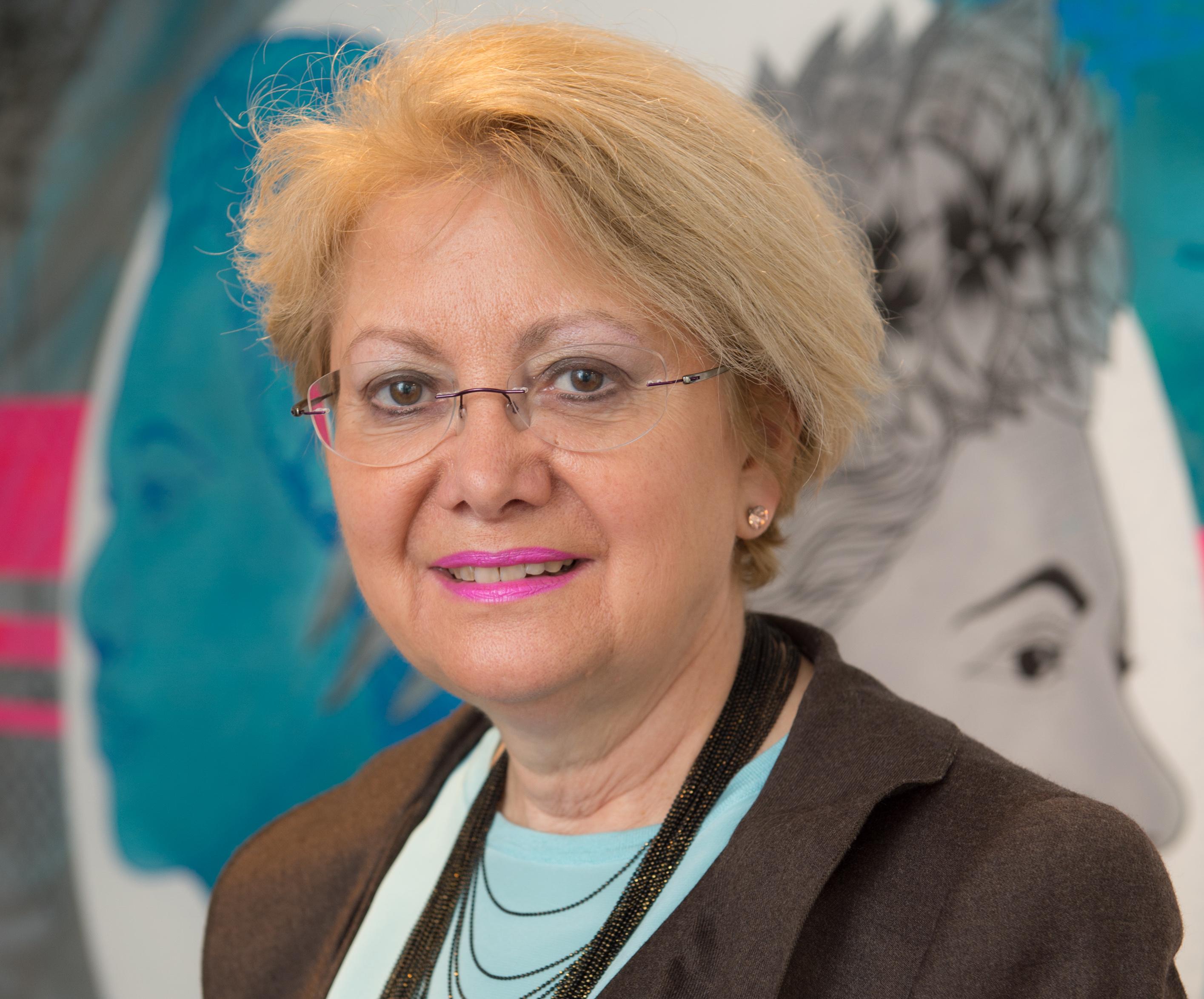 Marie-Anne Poussin-Delmas, directrice générale de l'IEOM ©Philippe Jolivel