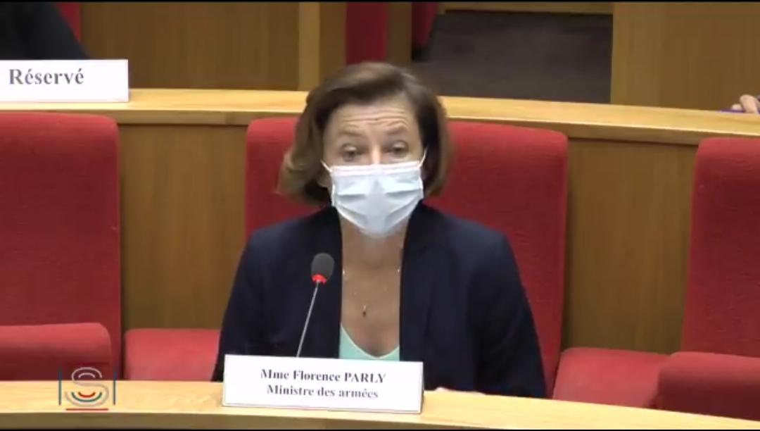 Covid-19-Guadeloupe: La Ministre des Armées Florence Parly prévoit l'envoi de renfort des services de santé des Armées pour le CHU