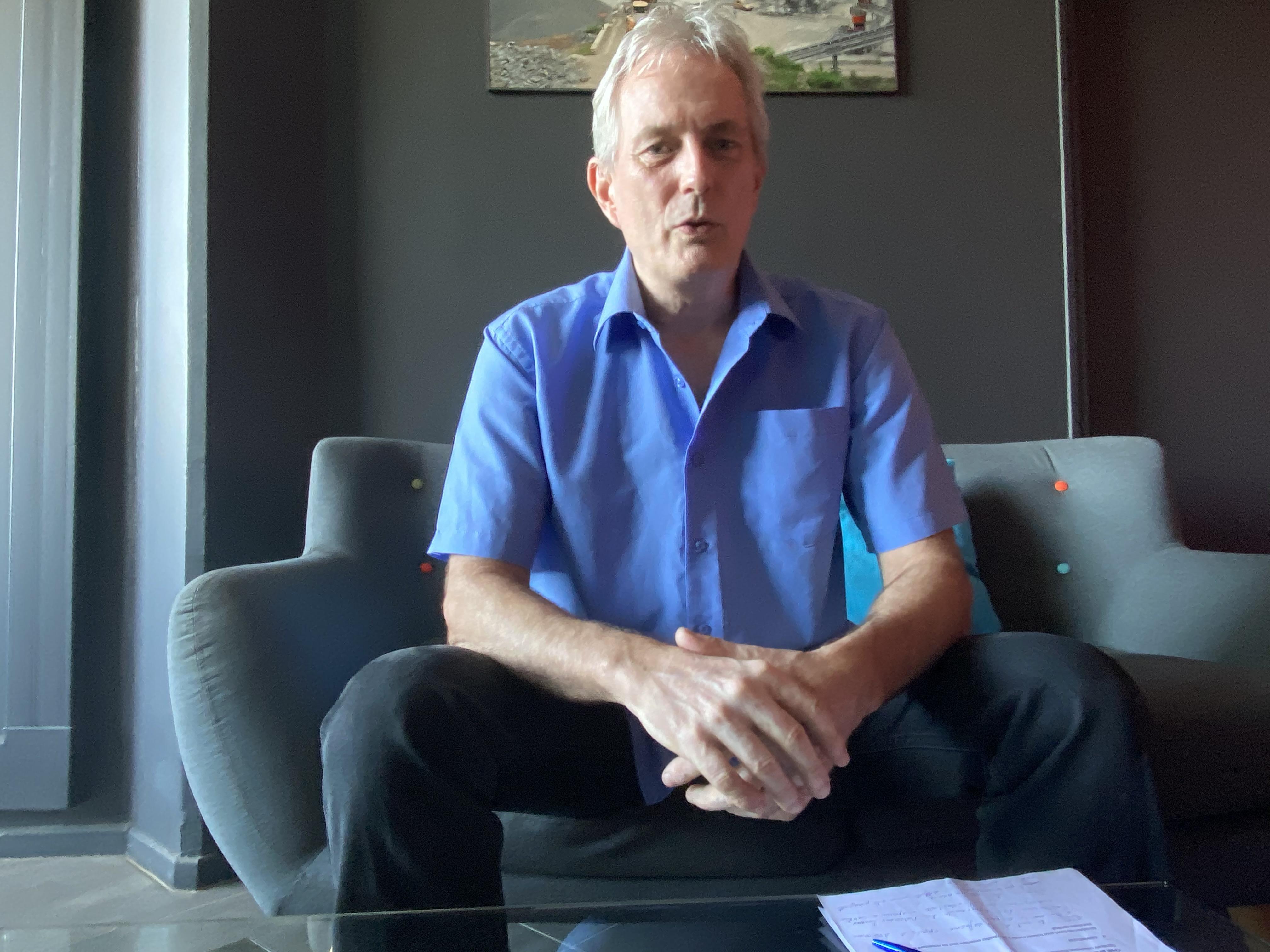 Nouvelle-Calédonie : « Revoir notre modèle économique » plaide Yann Lucien, président de la CPME-NC