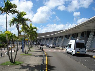 Martinique : L'impressionnante chute du trafic aérien de l'aéroport Aimé-Césaire