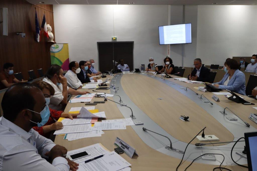La Réunion : Le Département de La Réunion intègre le syndicat mixte ILEVA