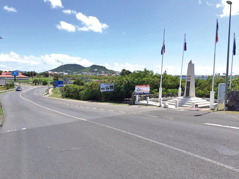 Saint-Martin : La Collectivité réitère sa demande d'ouverture des frontières avec Sint-Maarten