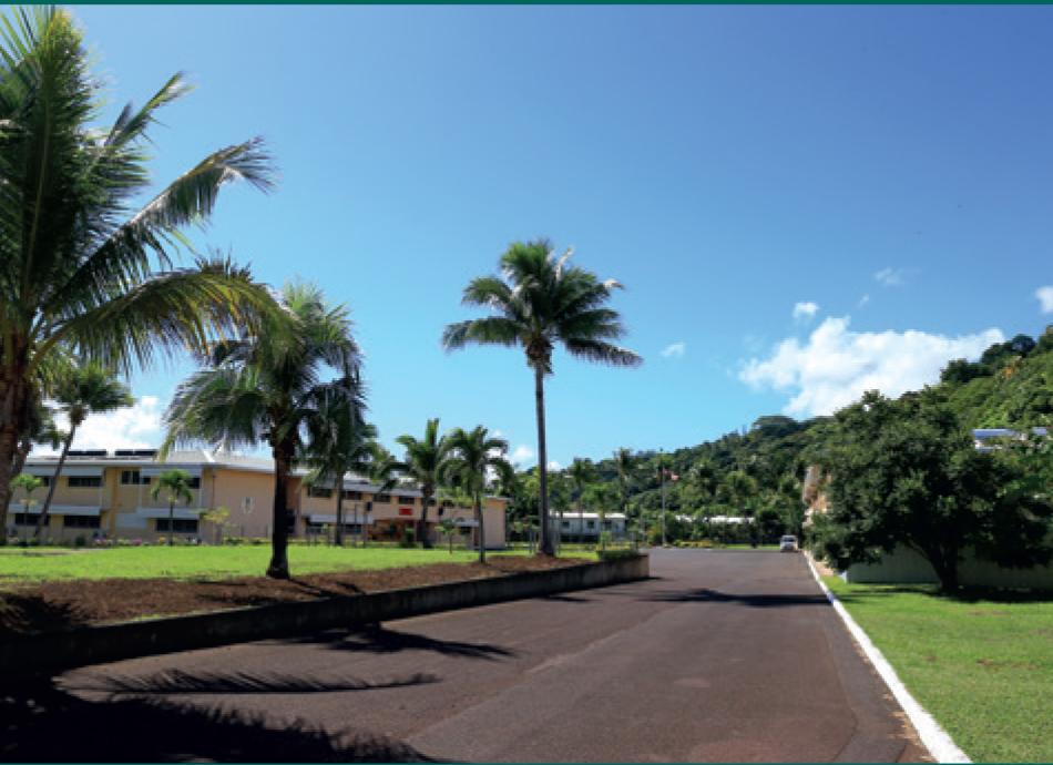 Polynésie : Décès par pendaison d'une volontaire stagiaire du RSMA