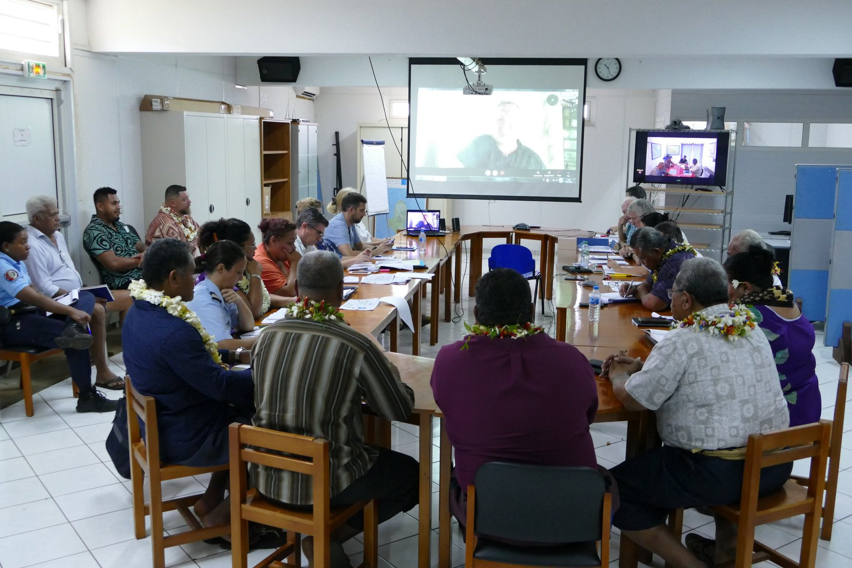 Covid-19 : Un premier cas positif à Wallis et Futuna