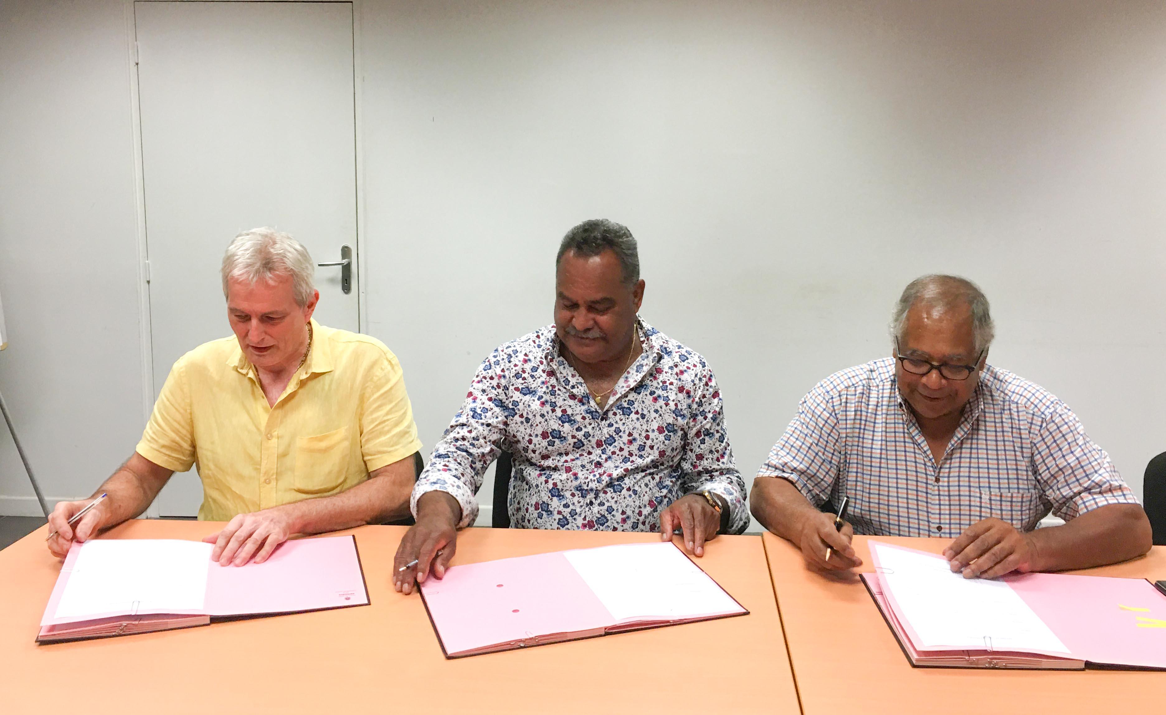Nouvelle-Calédonie : Le MEDEF, la CPME et l'U2P s'unissent en une fédération interpatronale