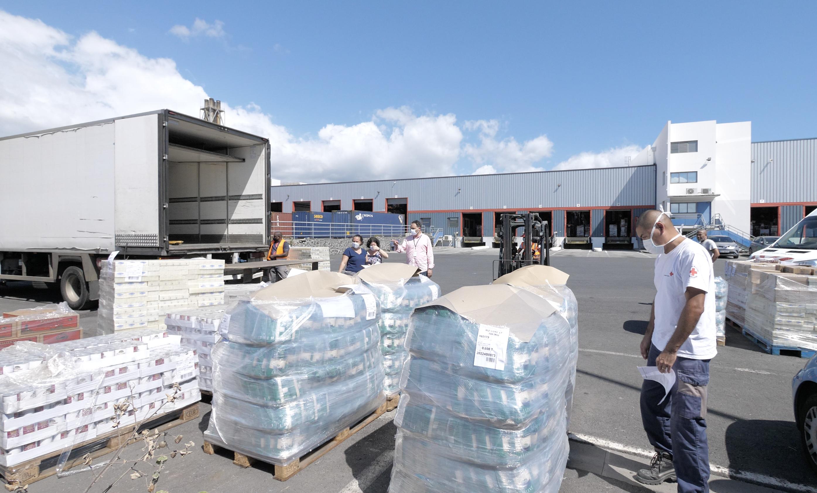 La Réunion : 12 000 colis vont être distribués dans le cadre de l'opération « Nout Colis Solidaire »