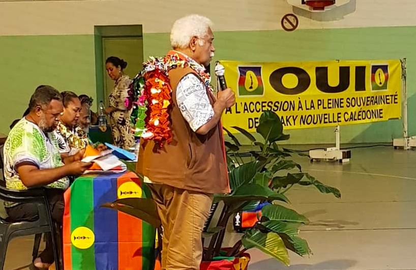Nouvelle-Calédonie : Le FLNKS appelle ses groupes au Congrès à déclencher le 3ème référendum en avril 2021