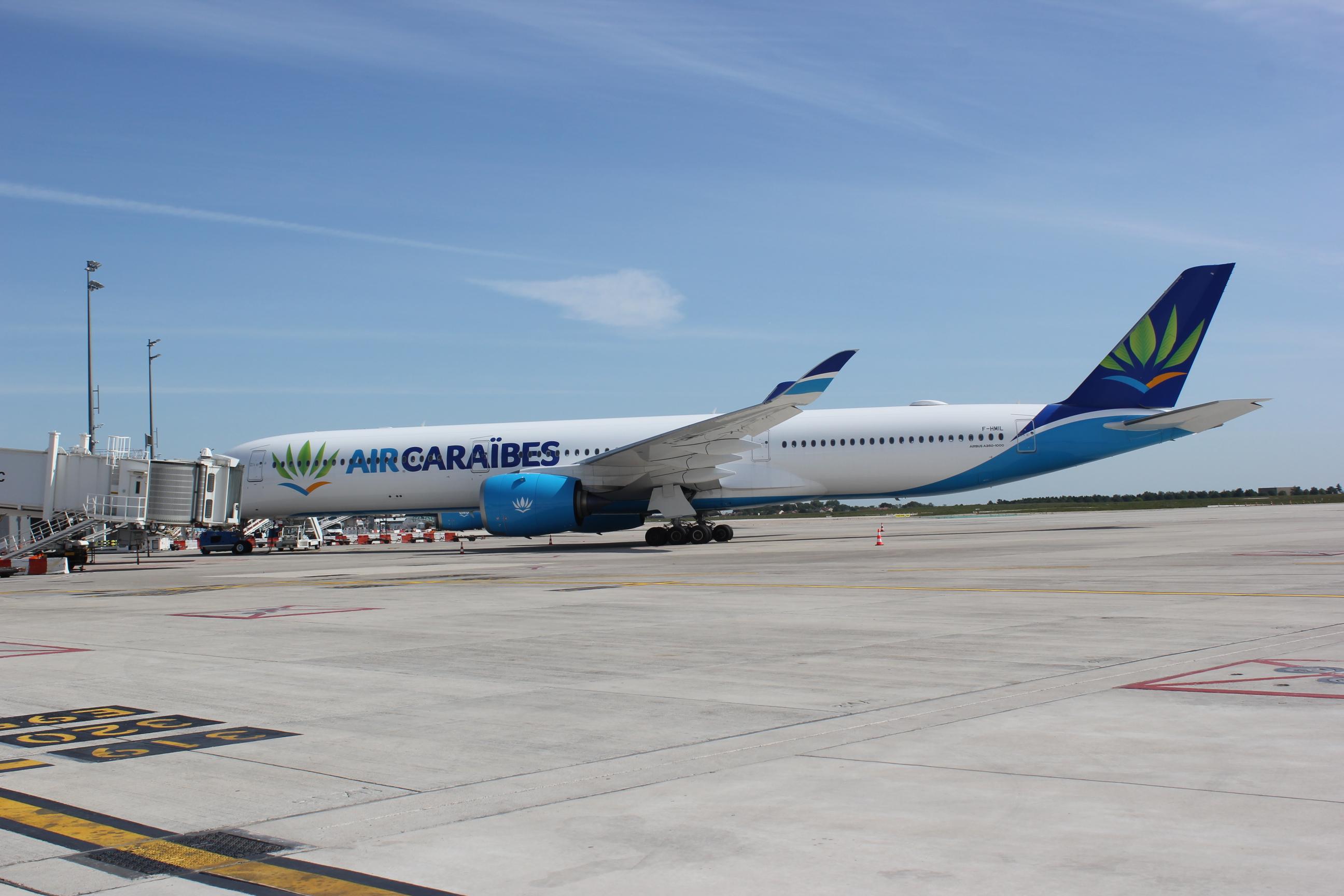 Air Caraïbes repousse à 2021 ses vols vers Saint-Domingue et Cuba