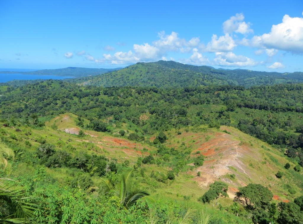 """Les """"padzas"""" de Vahibé (près de Passamaïnty), à Mayotte © Frédéric Ducarme"""
