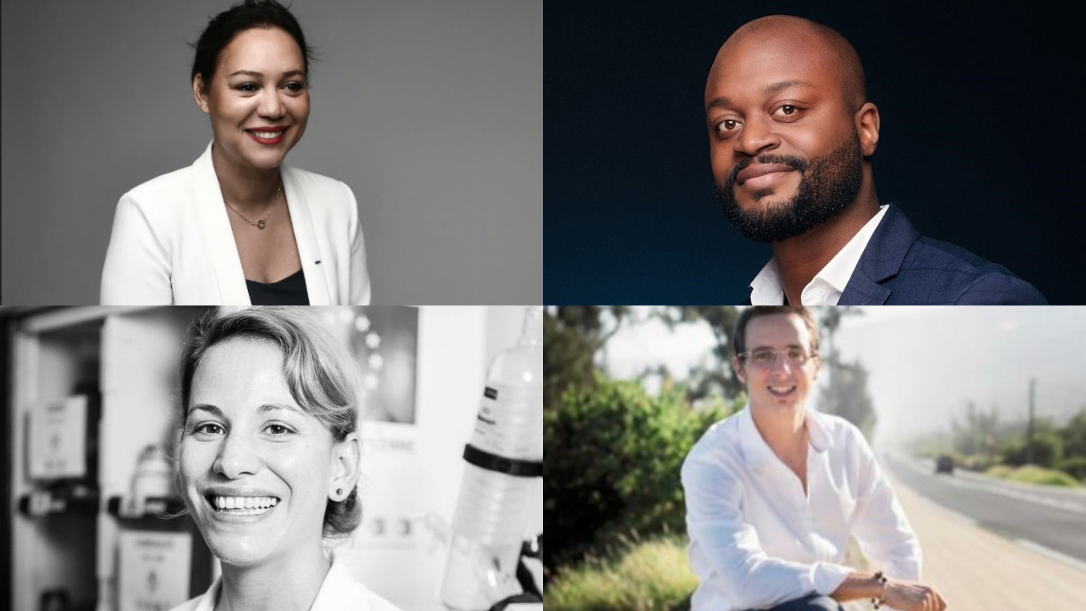 Quatre ultramarins présents dans la délégation française du G20 Young Entrepreneurs