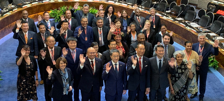 La Nouvelle-Calédonie félicitée par l'OMS pour sa gestion de la crise sanitaire