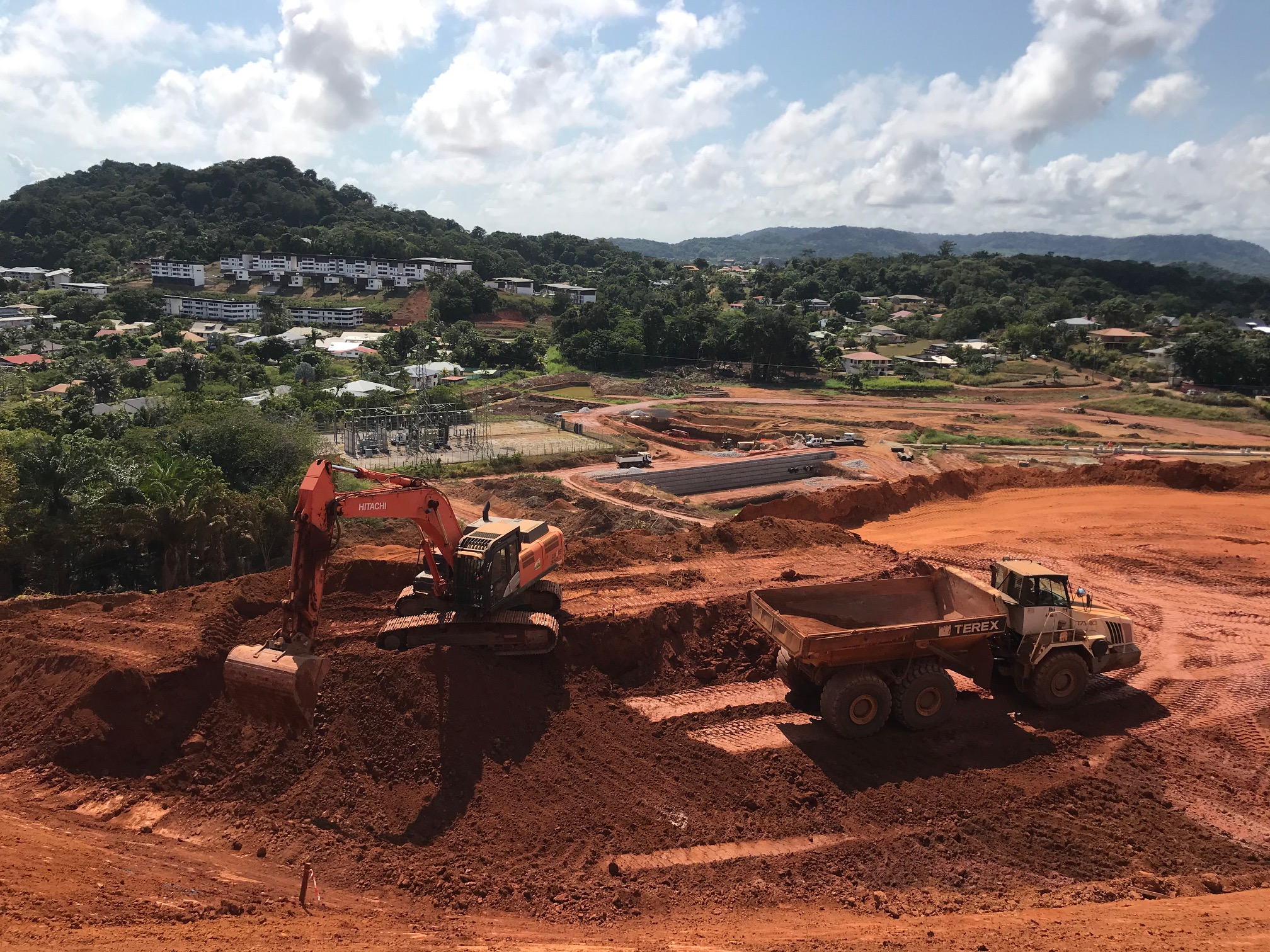 Guyane : L'écoquartier Palika, vers un modèle d'écoquartier amazonien durable à Cayenne